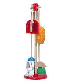 melissa and doug lets play house! dust, sweep & mop
