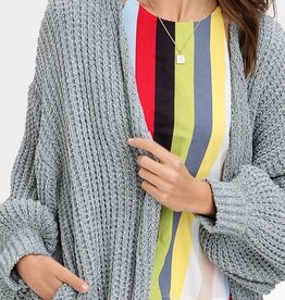 soft touch cloud cardigan