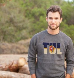 TUL flag sweatshirt