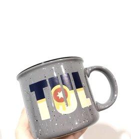 TUL flag mug