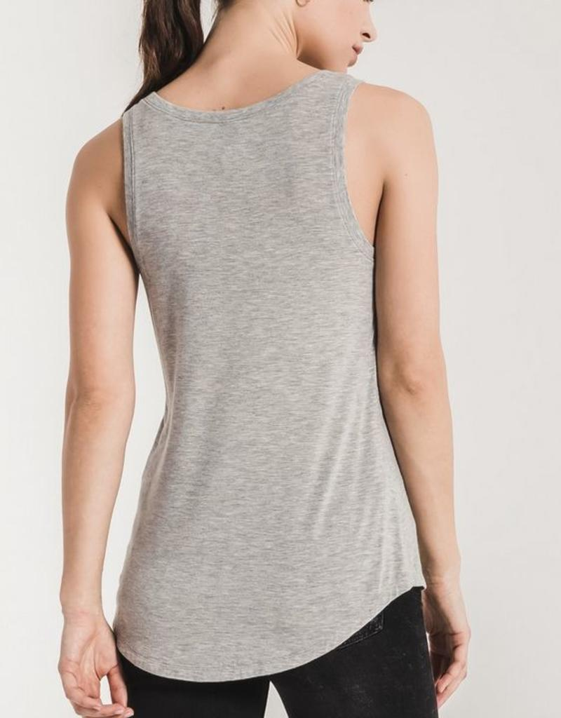 z supply the sleek jersey tank