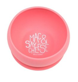 Bella Tunno say mac & cheese suction bowl