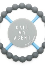 Bella Tunno call my agent teether