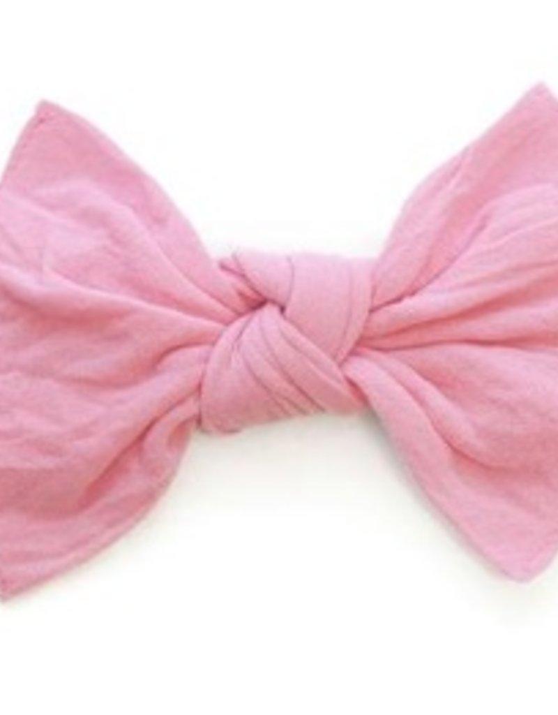 Baby Bling bubblegum knot headband