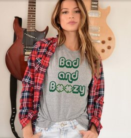 Opolis bad and boozy tee