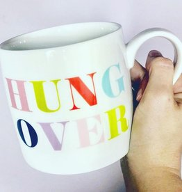 slant hung over jumbo 20oz mug