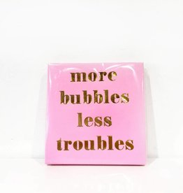 more bubbles less troubles bev nap (20ct)