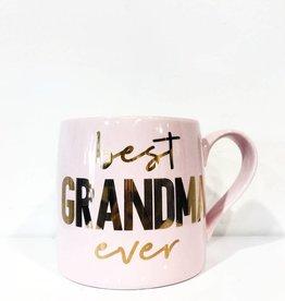 slant best grandma ever jumbo 20oz mug
