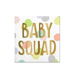 slant baby squad foil bev nap