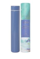 slim flask bottle in a tube