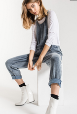 z supply the knit denim overall
