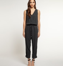 dex v-neck jumpsuit FINAL SALE