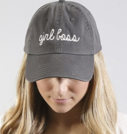 friday + saturday girl boss hat