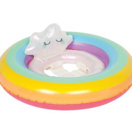 rainbow baby float