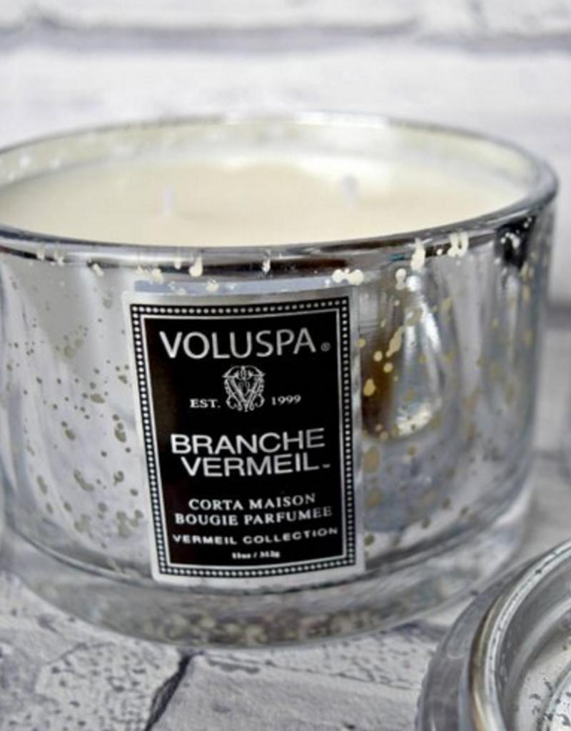 voluspa branche vermeil corta maison candle 11oz