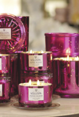 voluspa perse bloom grande maison candle with lid