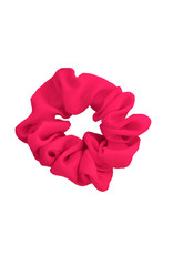 large satin scrunchie