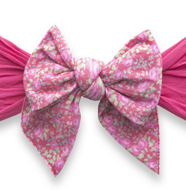 Baby Bling dang enormous bow headband: bitty blossom