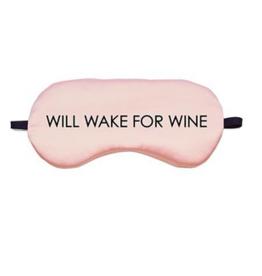 wake wine eye mask