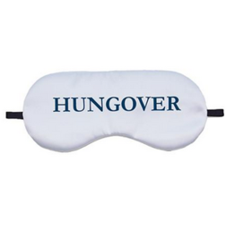 hungover eye mask