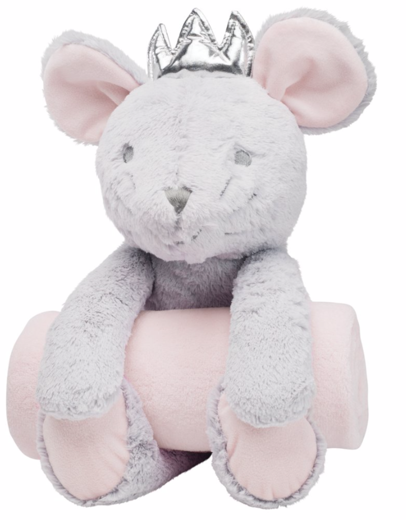 bedtime huggie- princess mousie
