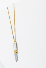 """be prepared necklace 30"""""""