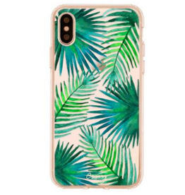 casery palm leaves iphone case X/Xs