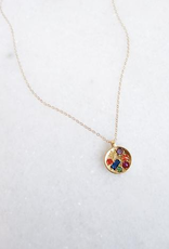 infiniti necklace