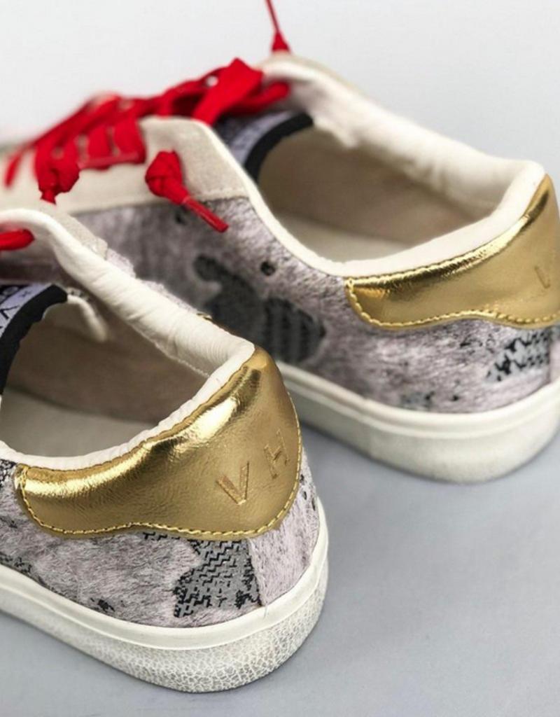 vintage havana passion houndstooth sneakers