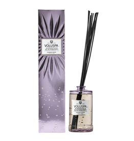 voluspa aurantia & blackberry fragrance diffuser