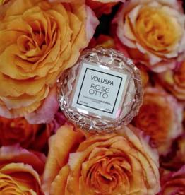 voluspa macaron rose otto candle
