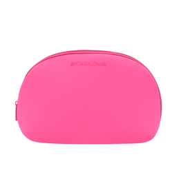 my tagalongs dome cosmetic case - signature pink