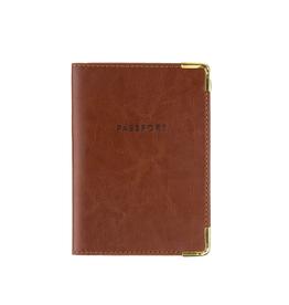 brown legend passport case