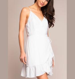 riley ruffle dress
