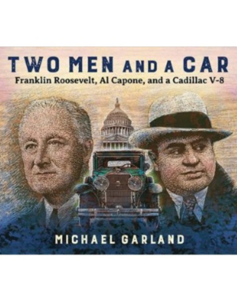 two men and a car book