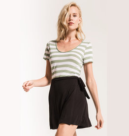 z supply the zoe wrap skirt