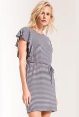 z supply the capri ruffle sleeve dress XS