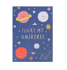 calypso cards you're my universe