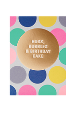calypso cards hugs bubbles birthday cake