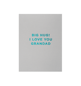 calypso cards big hug! i love you granddad