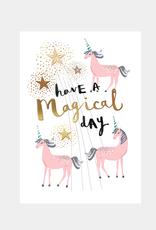 calypso cards magical unicorn
