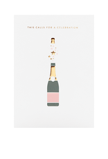 calypso cards celebration champagne