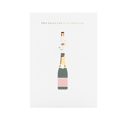calypso cards celebration champagne