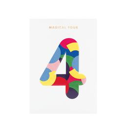 Calypso cards magical four card