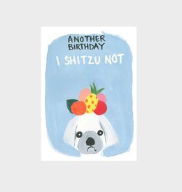 calypso cards shitzu