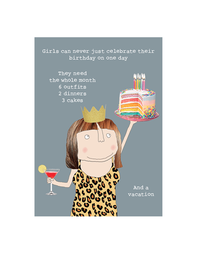calypso cards girls birthday