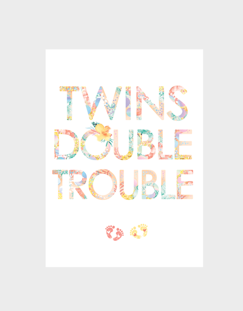 Calypso cards double trouble card