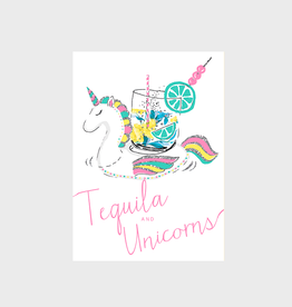 calypso cards tequila & unicorns