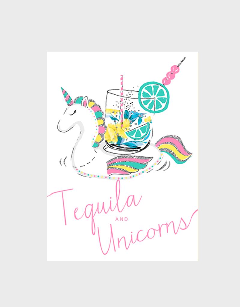 calypso cards tequila & unicorns