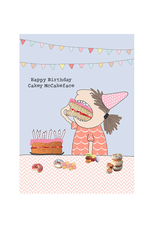 calypso cards mccake face